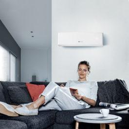 Saunier Duval lance une gamme de pompes à chaleur air/air et propose un nouveau confort