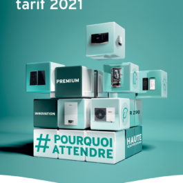Catalogue Vaillant 2021