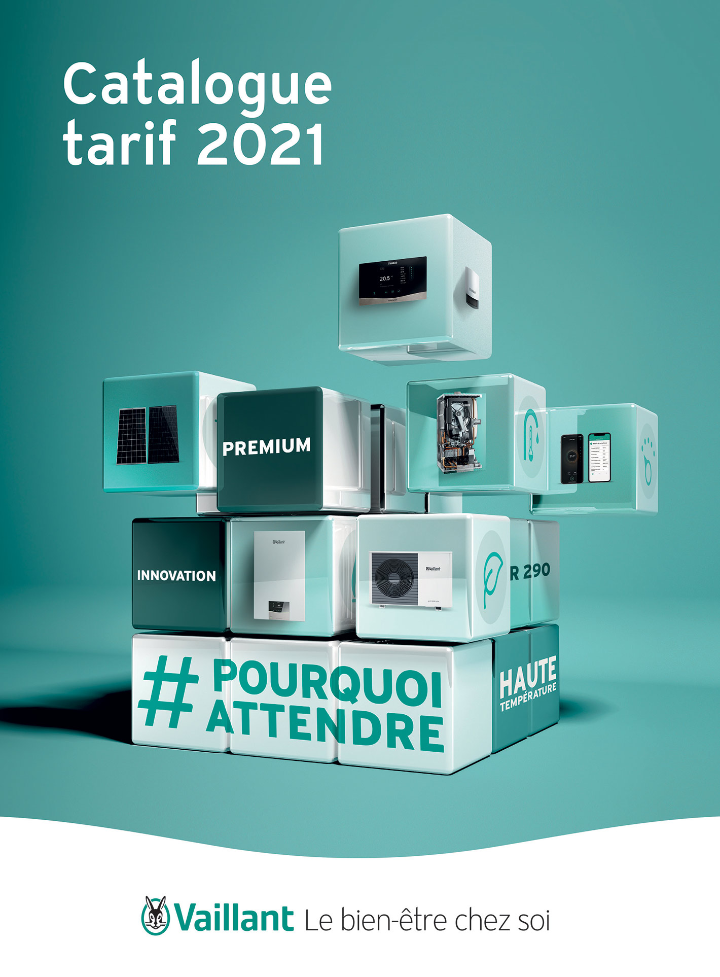 Catalogue Vaillant 2021