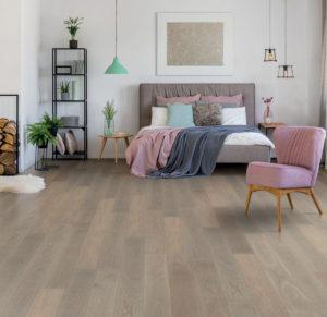 Udiwood AUTHENTIQUE, parquet contrecollé Chêne LYON brossé huilé, choix de bois Premium Bis Prix public indicatif : 89.90 €/m² TTC